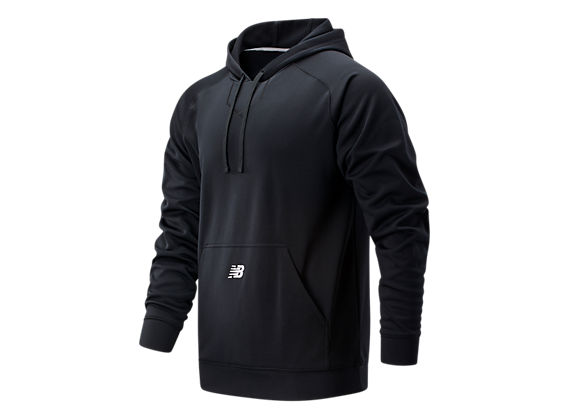 Performance Tech Hoodie 2.0, Team Black