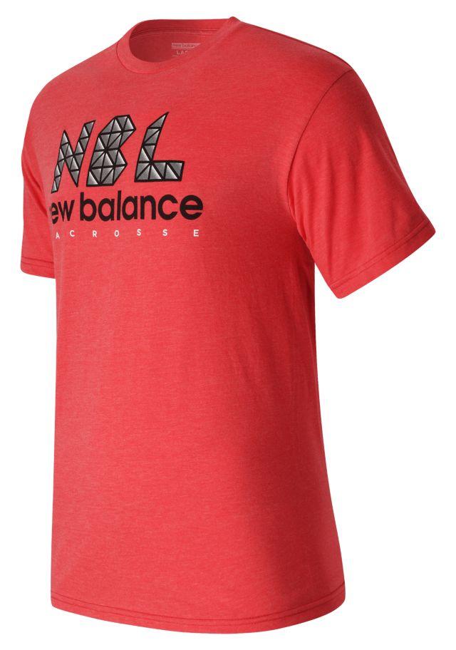 NB Lacrosse Tri Tee