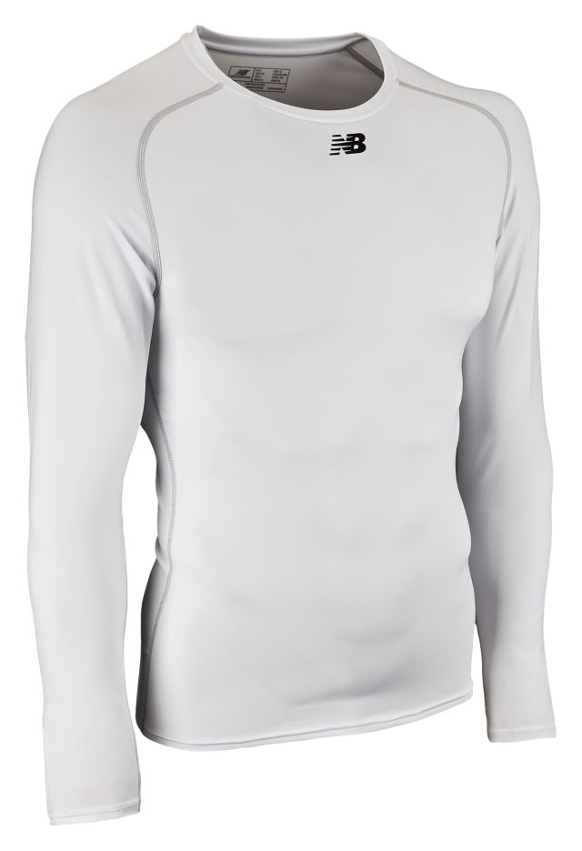 Long-Sleeved Compression Top