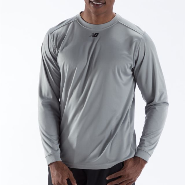 Mens Long Sleeve Power Top