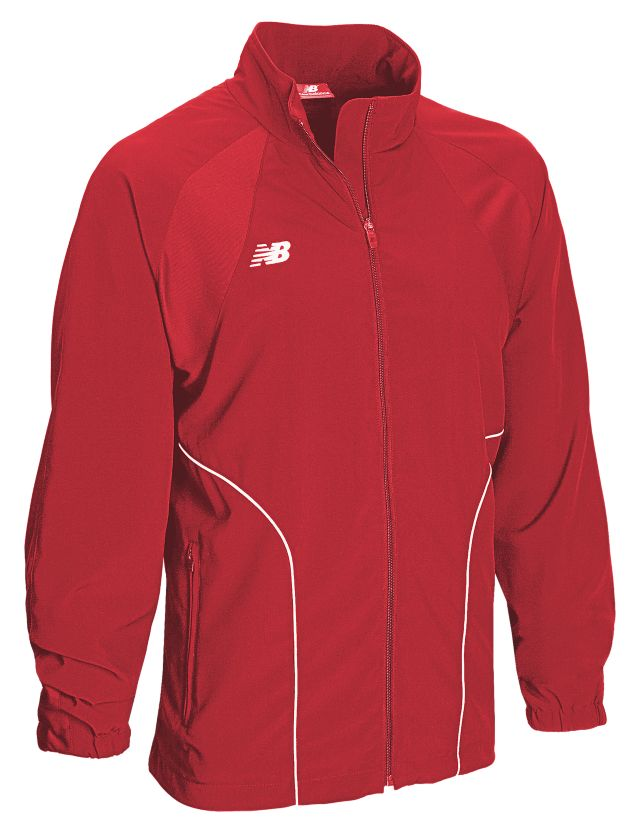 Peak Warm Up Jacket