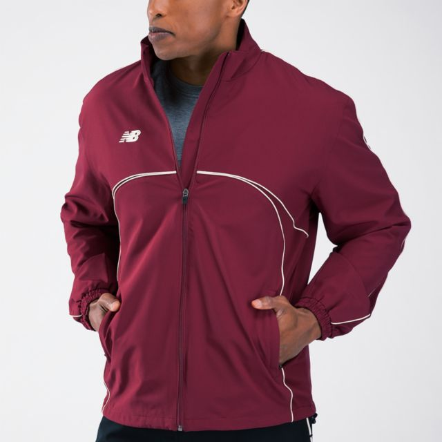 Mens Zone Warm Up Jacket