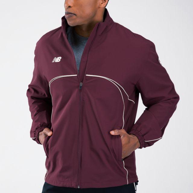 Mens Zone Warm Up Jacket