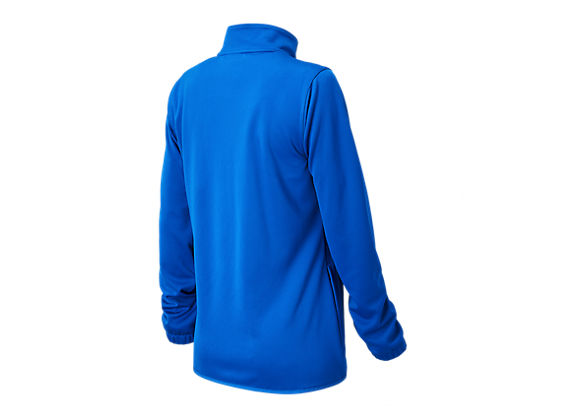 Women's Knit Training Jacket, Team Royal