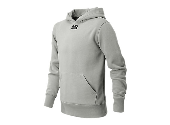 NB Sweatshirt, Alloy with Grey image number 0