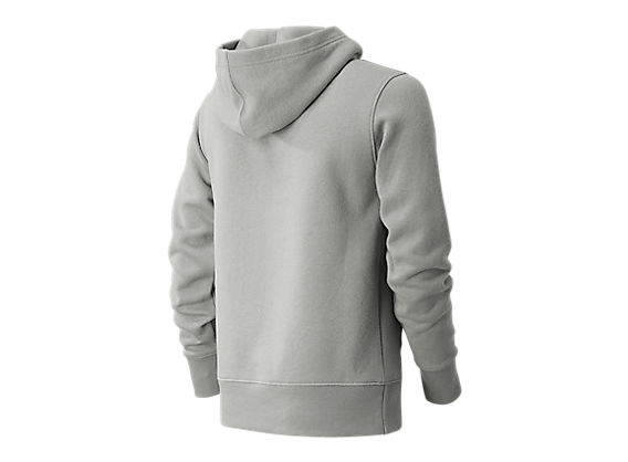 NB Sweatshirt, Alloy with Grey image number 1