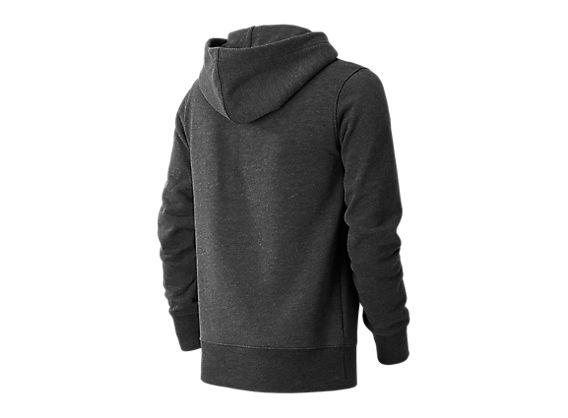 NB Sweatshirt, Black Heather image number 1