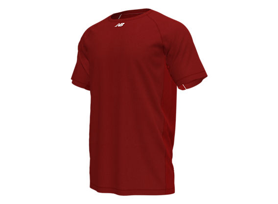Raglan Tech Tee, Team Red