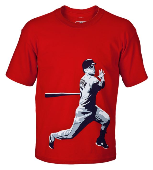 Dustin Pedroia Big Swing Tee