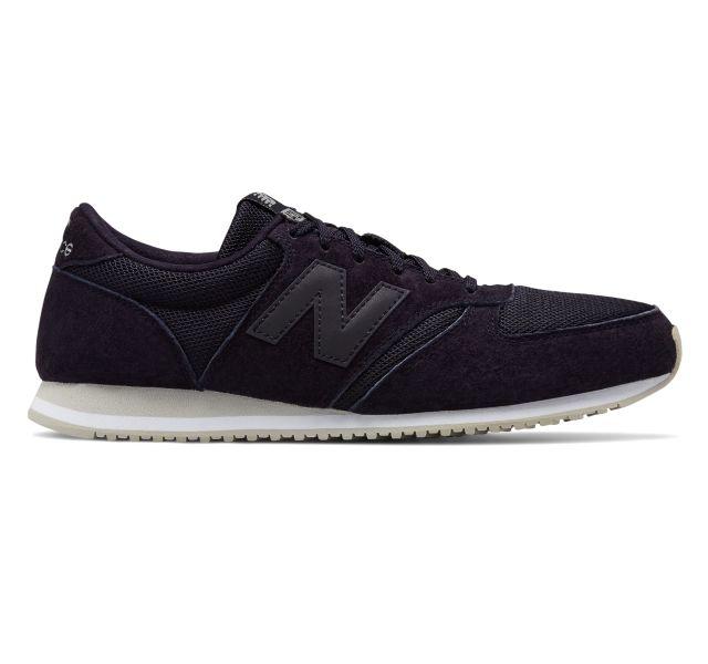 new balance u420 pigskin black