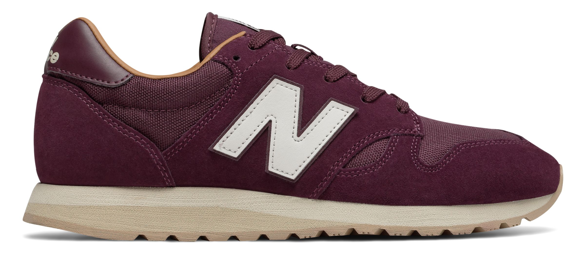 Details about New Balance Unisex Unisex 520 Adult Lifestyle Shoes Stylish Red With Brown