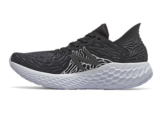 Women's Fresh Foam 1080v10, Black with Outer Space