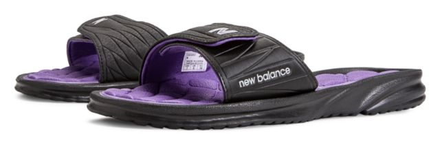 Womens  New Balance REV II Slide