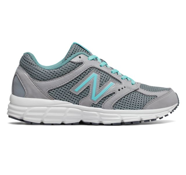 New Balance Womens W460LO2 Low Top Lace Up Running Sneaker