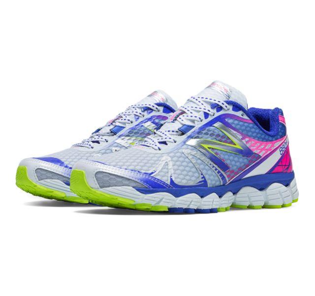 New Balance Womens Running 880v4 White Women's Running Shoes Training