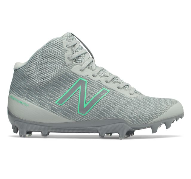 Women's Mid-Cut Burn X Lacrosse Cleat