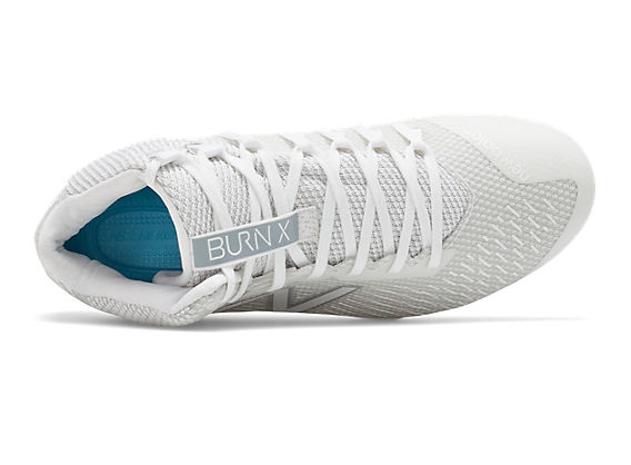 Women's Mid-Cut Burn X, White