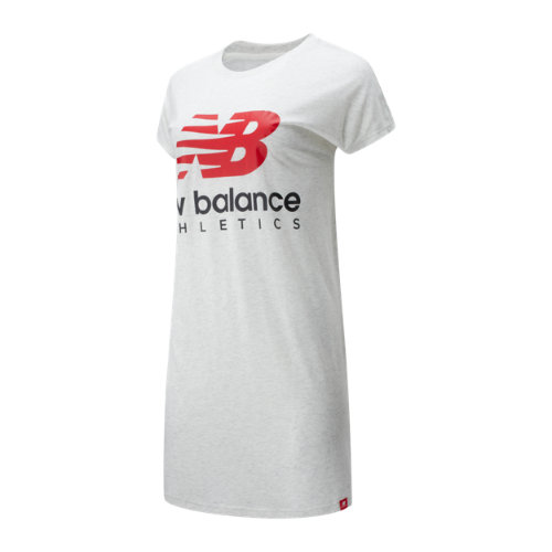 New Balance 01502 Women's Essentials Icon T Dress - Off White (WD01502SAH)