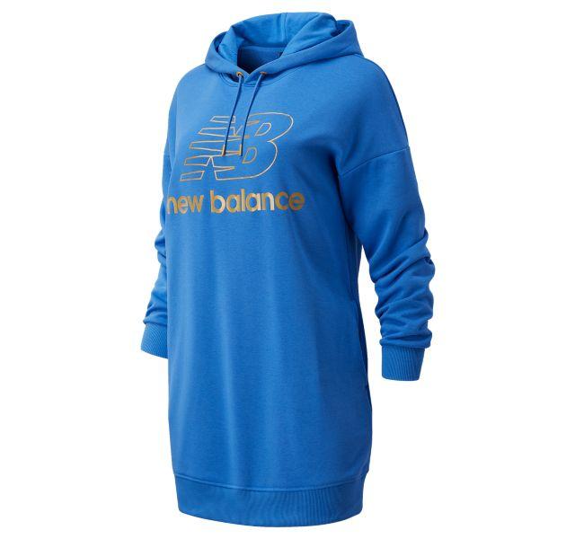 Women's NB Athletics Village Hoodie Dress