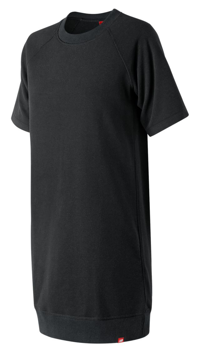 Essentials Aqua Camo Sweat Dress