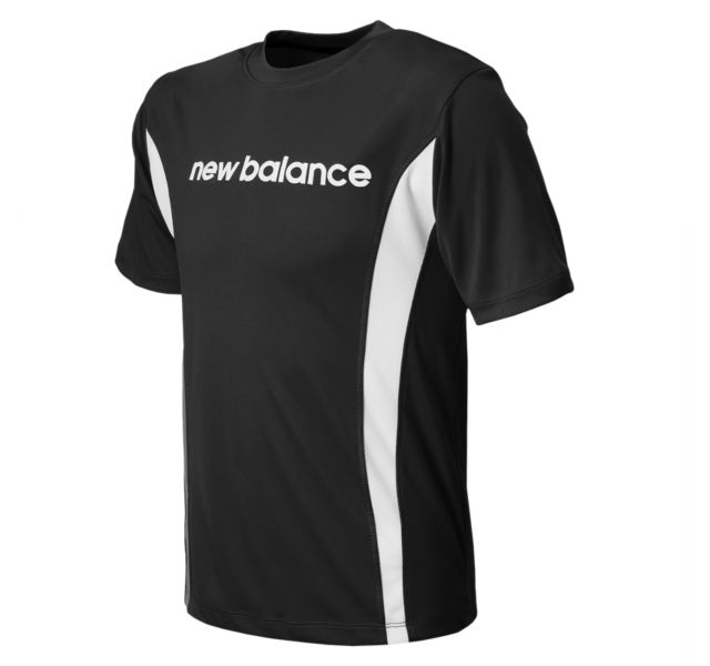 Boy's Athletic Short Sleeve Top