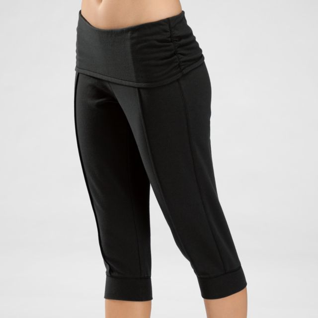 Womens Fashion Key Capri