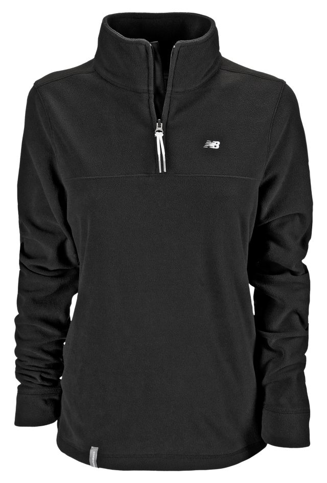 Essential Microfleece Half-Zip