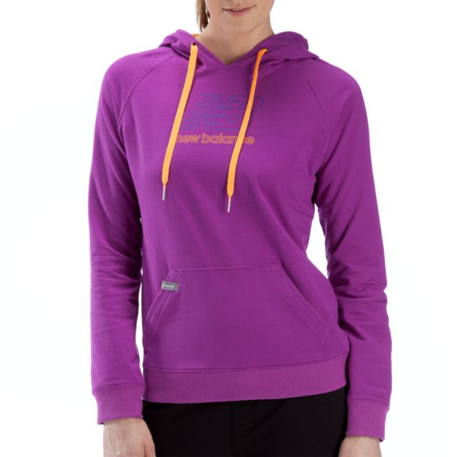 Womens Essentials French Terry Hoodie