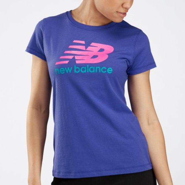Womens Large Logo Tee