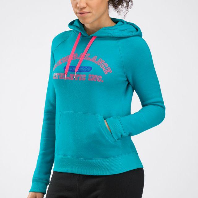 Womens Essentials Pullover Hoodie