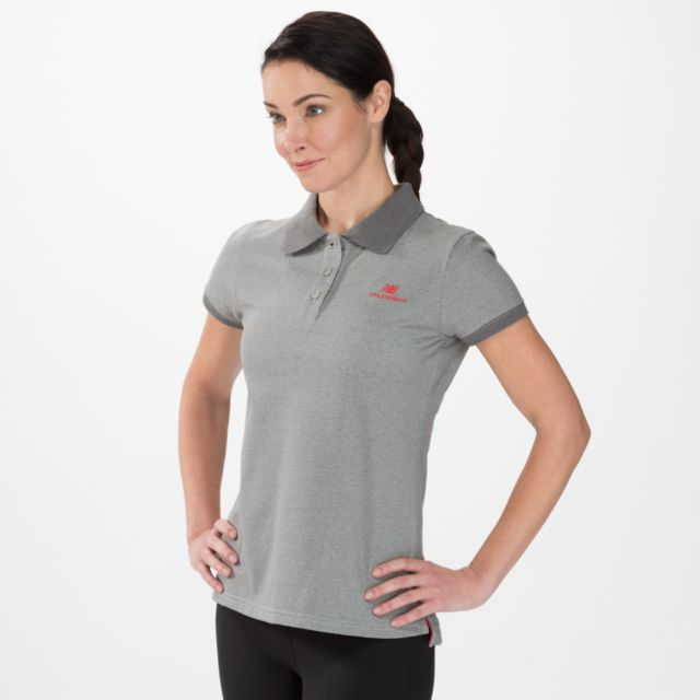 Womens Lightning Dry Pique Polo