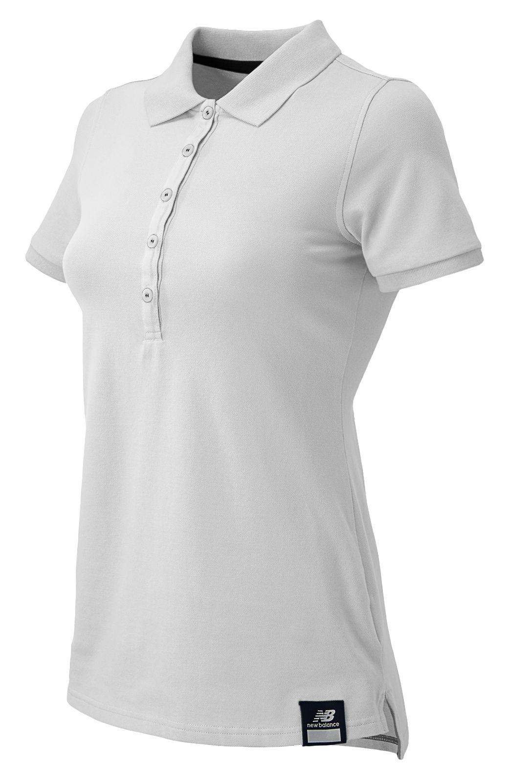 New Balance 5167 Women's Essential Polo : WET5167WT