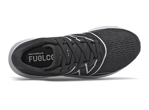 Women's FuelCell Propelv2, Black with White