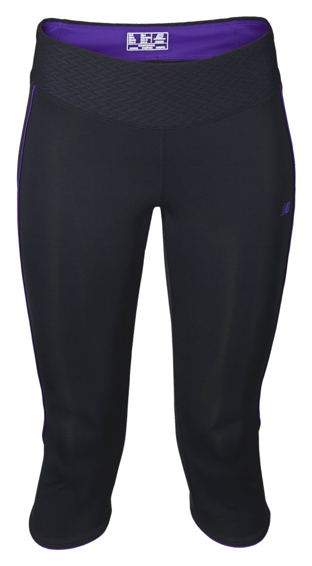 Mesh Capri Tight
