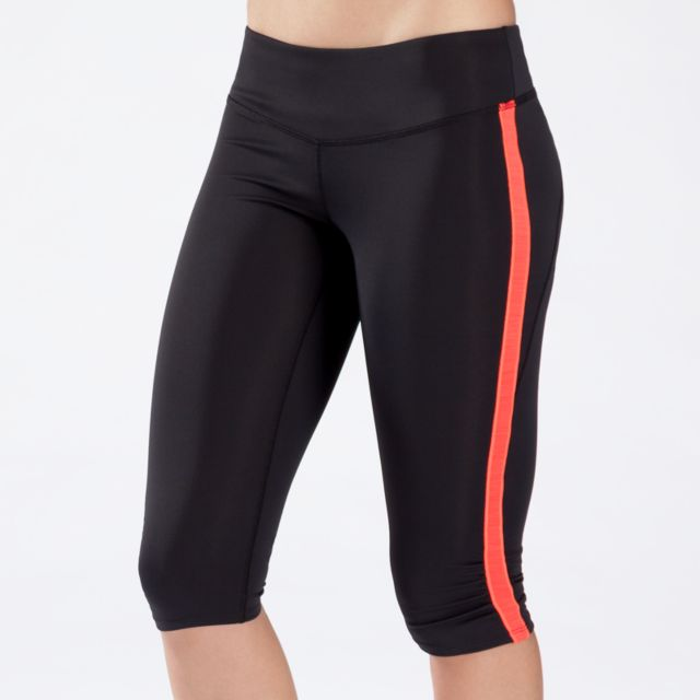 Womens Tracked Knee Capri