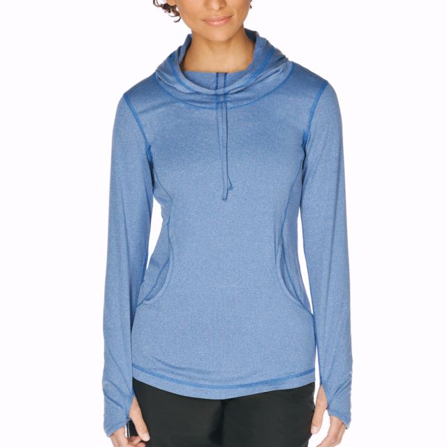 Long Sleeve Hooded Tee