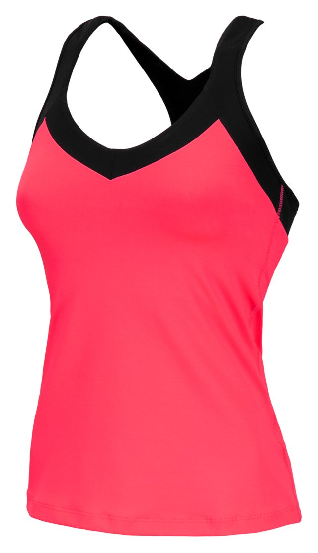 Racerback Long Bra Top