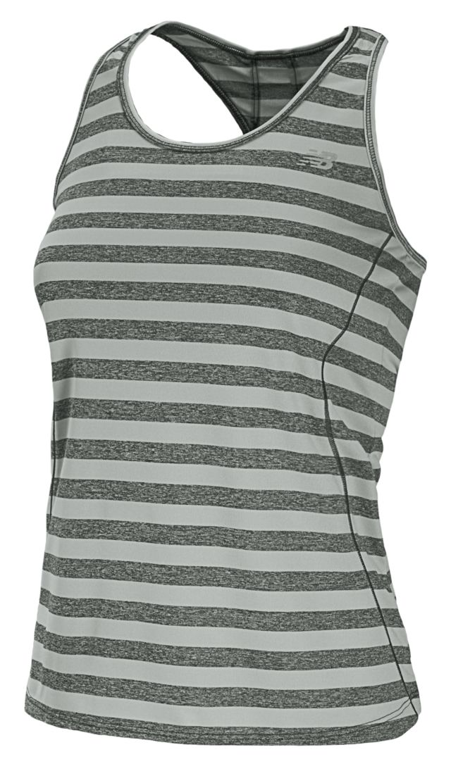 Womens Striped Tank