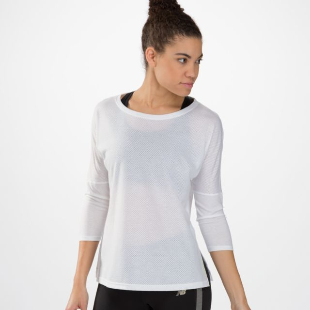 Womens Inspire 3/4 Sleeve Coverup