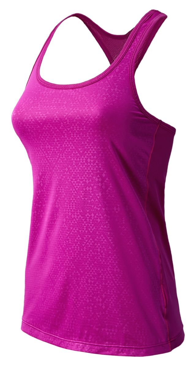 Womens Vitalize Layer Tank