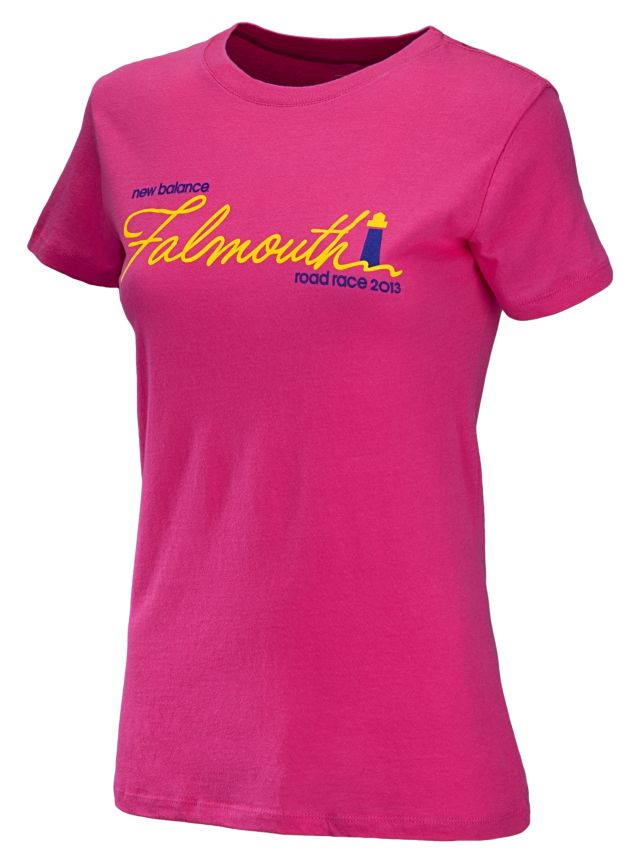 Womens Falmouth Graphic Tee