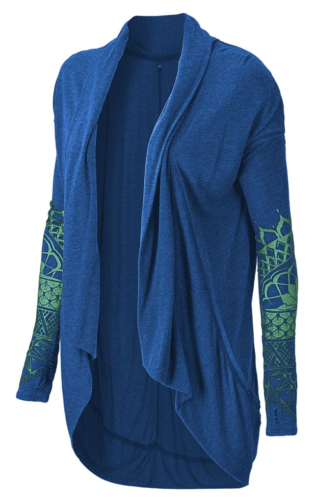 Womens Burnout Wrap