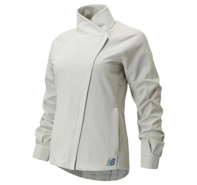 Women's Q Speed Run Crew Jacket