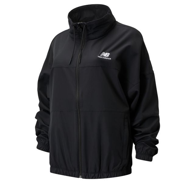 Women's NB Athletics Windbreaker