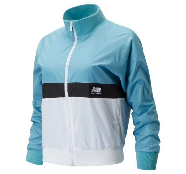 Women's NB Athletics Archive Run Wind Jacket