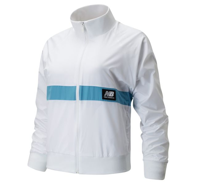 Women's NB Athletics Archive Run Wind Jacket