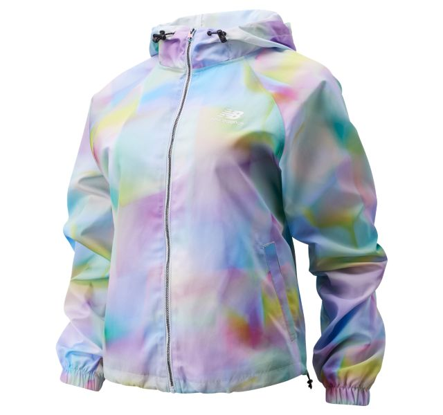 Women's Essentials Soft Spectrum AOP Jacket