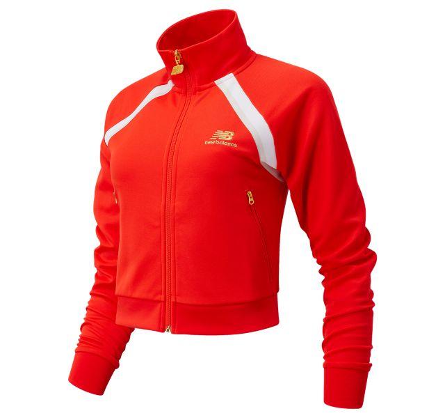 Women's NB Athletics Podium Track Jacket