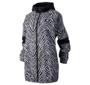 Women's NB Athletics Animal Print Mix Jacket