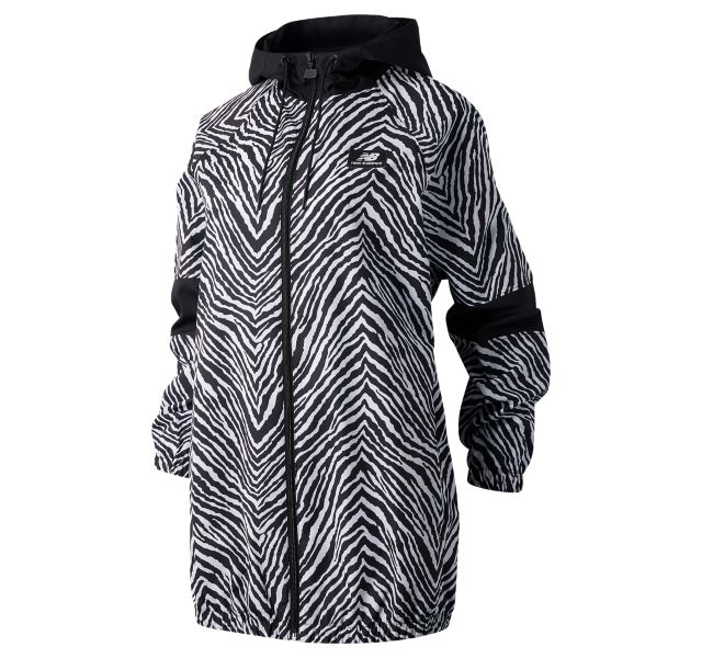 Women's NB Athletics Animal Print Mix Jacket